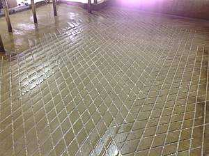 Concrete Groover Stall Flooring Concrete Grooves