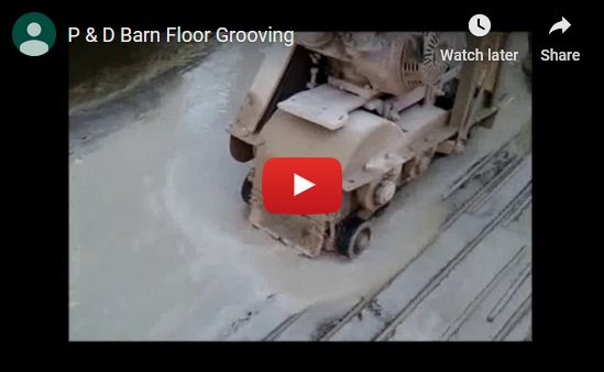 P & D Barn Flooring Video